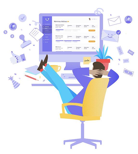 Plataforma digital de nómina para empresas - Runa