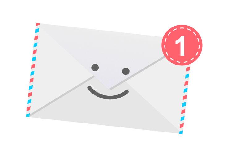Alertas por correo